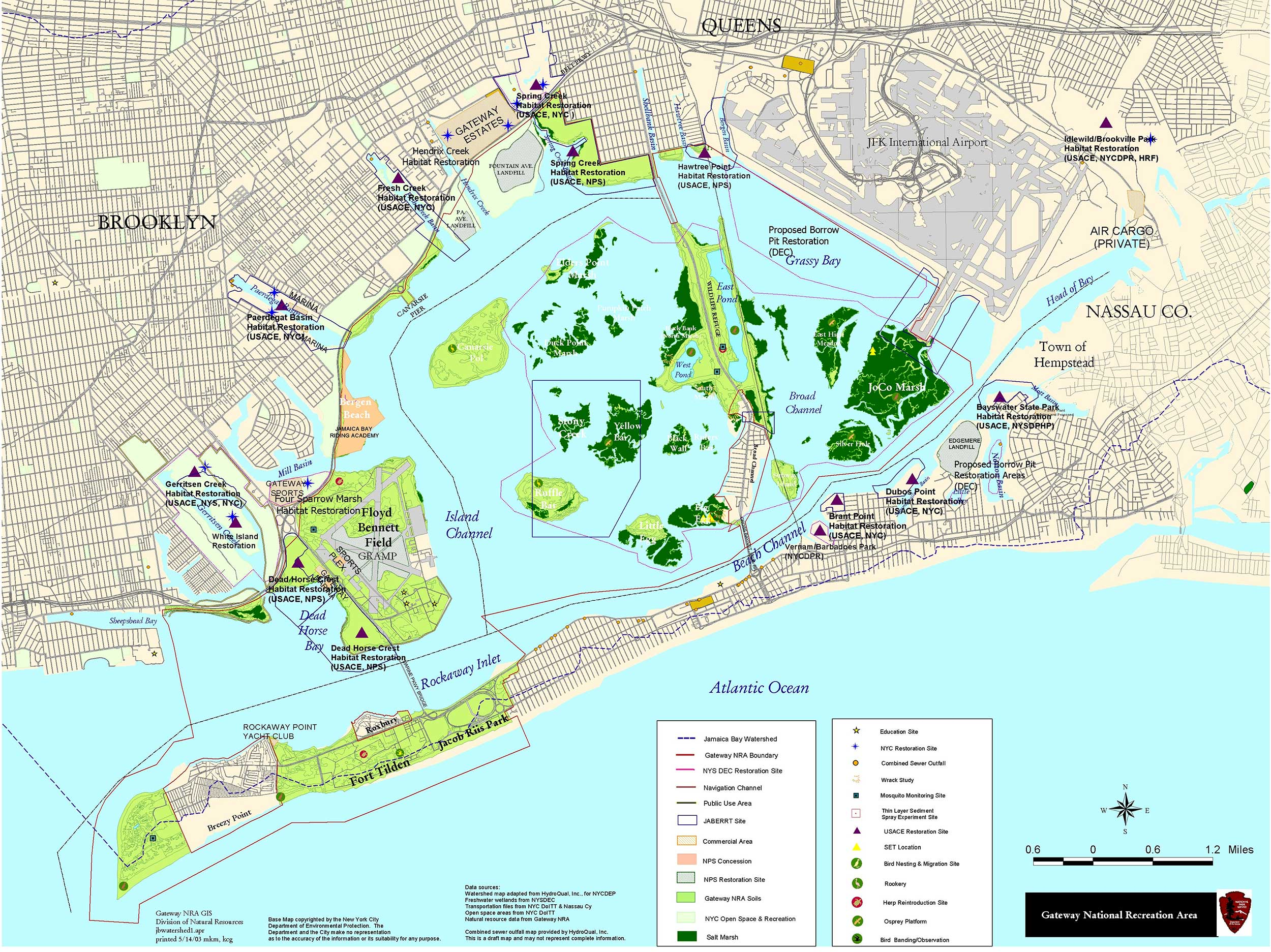 Where Is Long Beach New York On A Map
