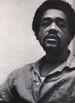 Bobby Seale, co-founder of the Black Panther Party. Used by permission of Alan Copeland