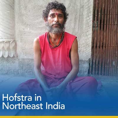 Hofstra in Northeast India
