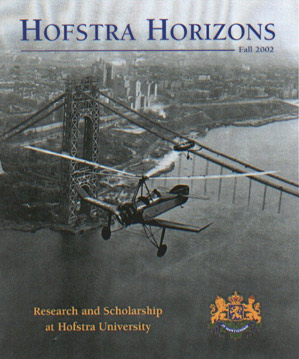 Hofstra Horizons Fall Issue 2002