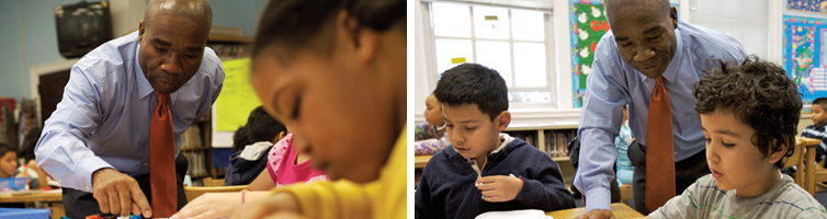 The Mathematics Learning Community Project: Placing Resources Where It Matters the Most.