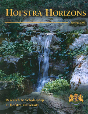 Hofstra Horizons Spring Issue 2002