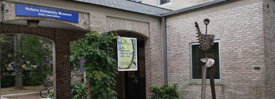 Hofstra University Museum:Transformation and Renewal