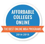 Affordable Colleges Online - the Best Online MBA Programs - 14-15