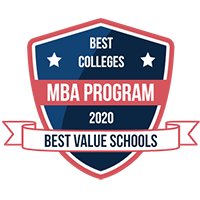 Best Colleges MBA Program 2020 Best Value Schools