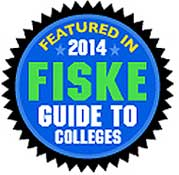Featured in Fiske Guide to Colleges