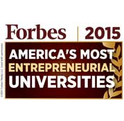 Forbes - 2015 - America's Most Entrepreneurial Universities