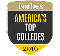 Forbes: America's Top Colleges 2016
