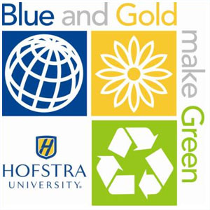 Blue and Gold Make Green