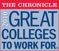 2010 Great Colleges to Work For