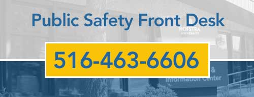 Public Safety Front Desk 516-463-6606