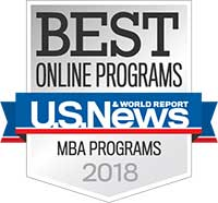 2017 US News Best Online Programs for MBA/Business