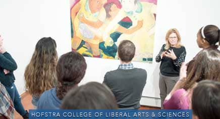 Art Class - Hofstra College of Liberal Arts & Science