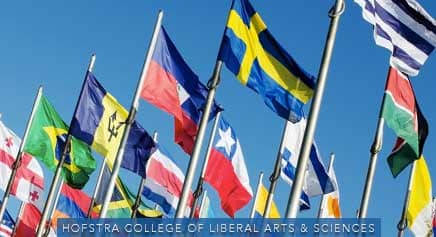 Flags - Hofstra College of Liberal Arts & Science