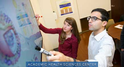 Medical Students - Academic Health Sciences Center