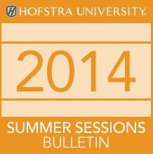 2014 Summer Sessions Bulletin