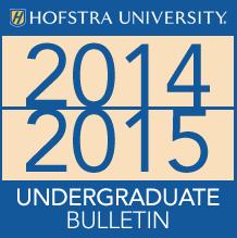 2014-2015 Undergraduate Bulletin