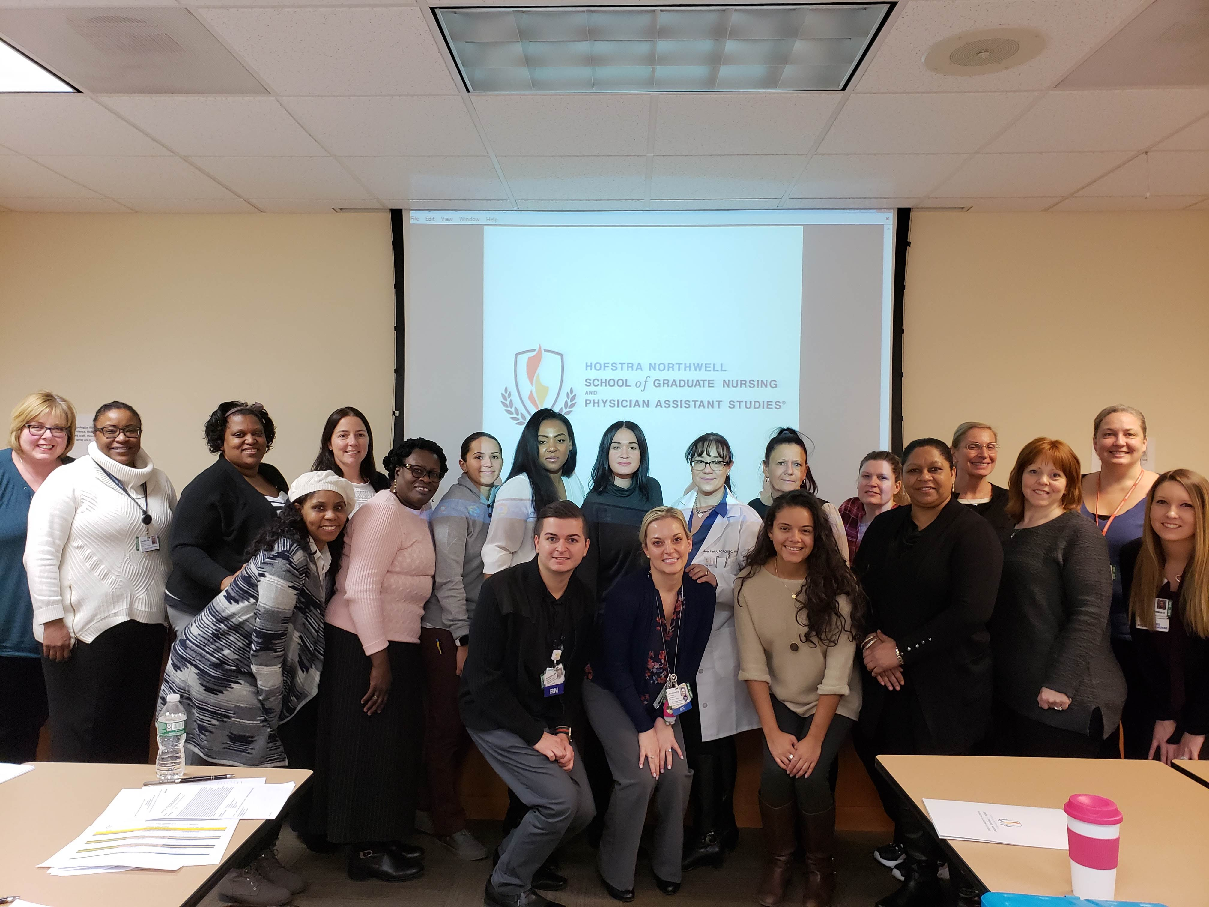 Hofstra and Northwel lSexual Assault Nurse Examiner Program