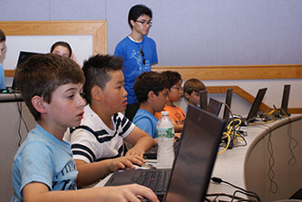 Hofstra Summer Camps and Saturday Classes for Young People offer STEM/STEAM Programs