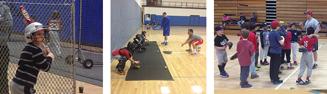 New York Baseball Academy: Winter Baseball Clinics