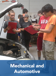 Mechanical and Automotive