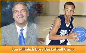 Mo Cassara Boys Basketball Camp