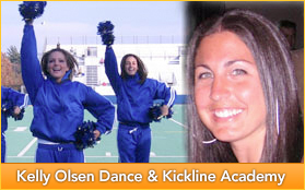 Kelly Olsen Dance Academy Camp
