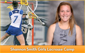 Shannon Smith Girls Lacrosse Camp