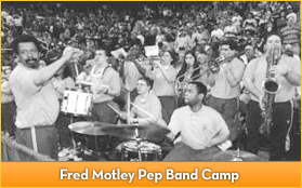 Fred Motley Pep Band Camp