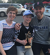 Michael Klein at Hofstra Baseball Camp