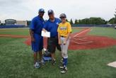 Kieran Kehoe at Hofstra Baseball Camp
