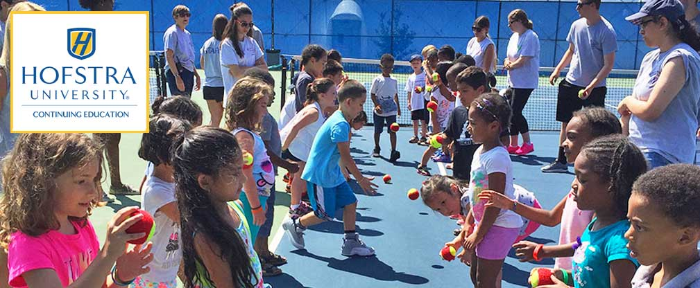 Hofstra University Continuing Education - Children at Summer Camp