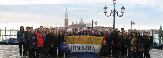 Hofstra in Venice Program