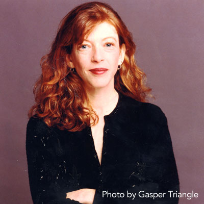 Susan Orlean will appear on April 5.