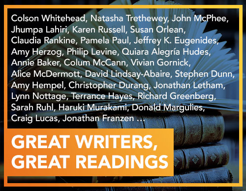 Great Writers, Great Readings