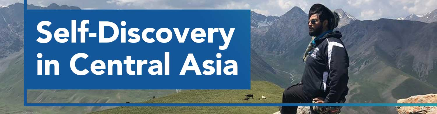 Self-Discovery in Central Asia