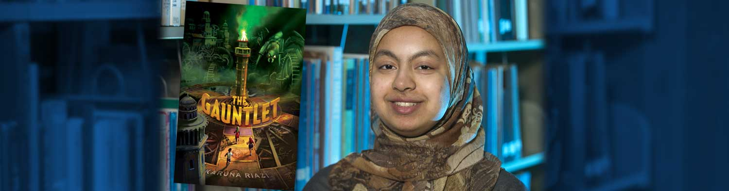 Student Authors Novel with a Muslim Voice