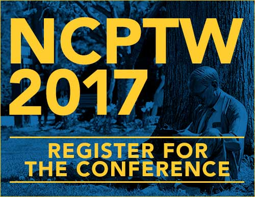 NCPTW 2017 Register for the Conference
