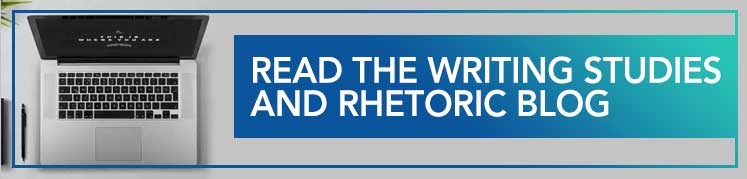 Read the Writing Studies and Rhetoric Blog