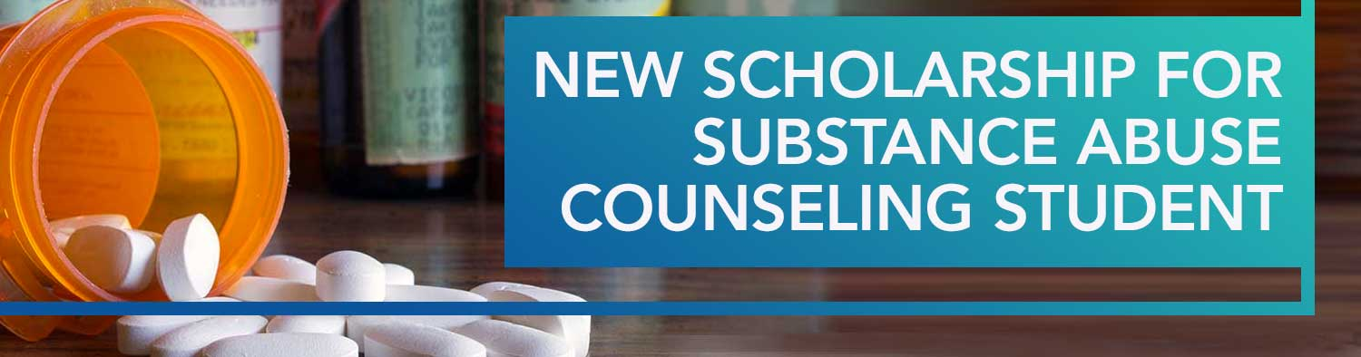 Alumnus Charles Hale Supports New Scholarship for Substance Abuse Counseling Student