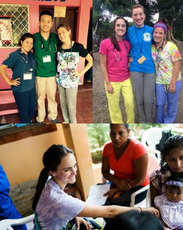 Hofstra PA Students on Medical Brigade to Nicaragua