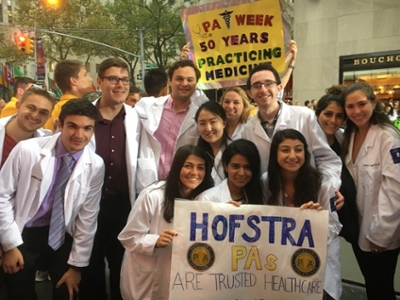 PA Students at the Today Show