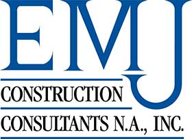 EMJ Construction Consultants logo