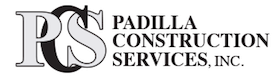 Padilla Construction Services Inc. logo