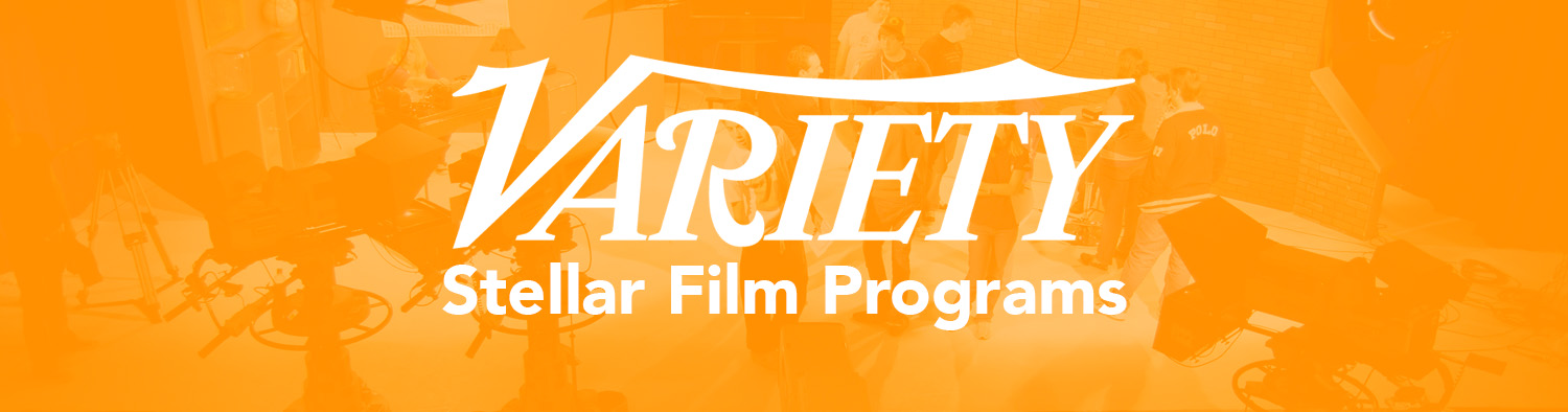 RTVF Department Named One of Best Film Programs by Variety