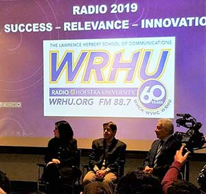 Associated Press is one of many organizations that frequently recognize the outstanding quality of work done by WRHU student staff.
