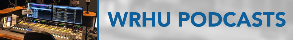 WRHU Podcasts