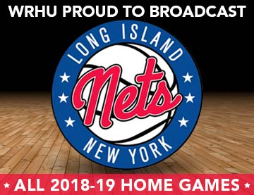 WRHU proud to broadcast - All 2016-17 Home Games