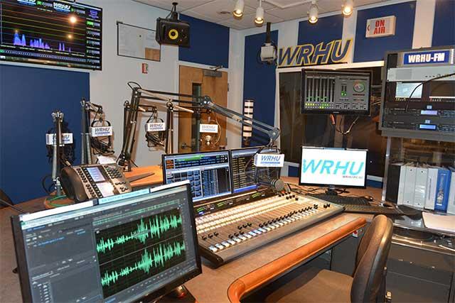 WRHU Studio