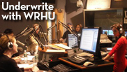 Underwrite with WRHU